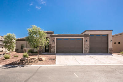 Lake Havasu City AZ Single Family Home For Sale: $599,000