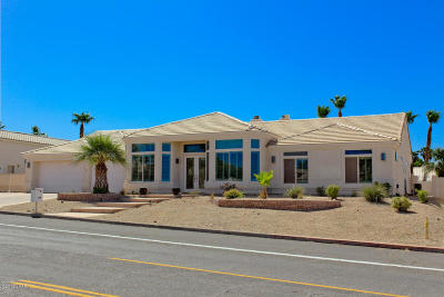 Lake Havasu City Single Family Home For Sale: 2300 Jamaica Blvd S