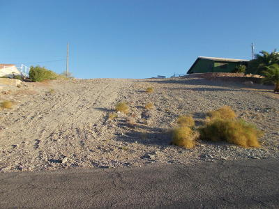 Lake Havasu City Residential Lots & Land For Sale: 3771 Canyon Cove Dr