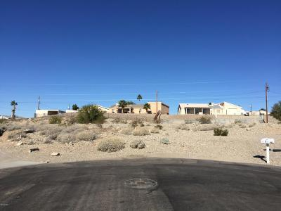 Lake Havasu City Residential Lots & Land For Sale: 3441 Iroquois Dr