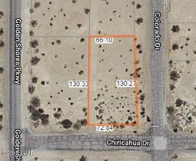 Topock Residential Lots & Land For Sale: 12867 Cerro Colorado Dr