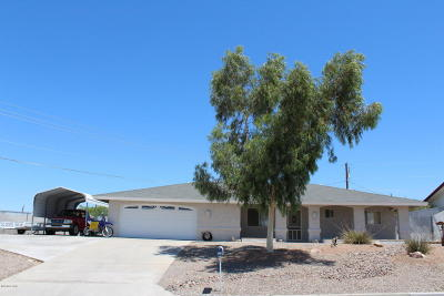 Lake Havasu City Single Family Home For Sale: 2701 Kiowa Blvd S