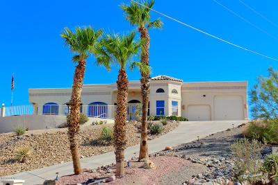 Lake Havasu City Single Family Home For Sale: 3095 Pepperwood Dr