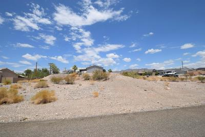 Lake Havasu City Residential Lots & Land For Sale: 3615 Swordfish Dr