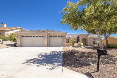 Lake Havasu City Single Family Home For Sale: 3854 Northstar Dr