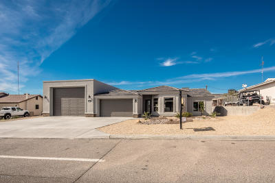 Lake Havasu City Single Family Home For Sale: 3181 Southwind Ave