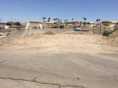 Lake Havasu City Residential Lots & Land For Sale: 3401 Hound Pl