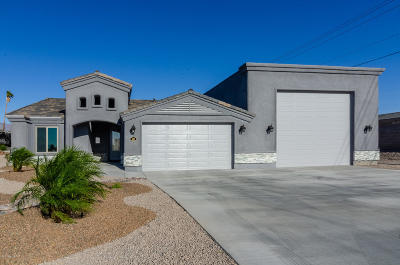 Lake Havasu City Single Family Home For Sale: 101 Mescal Loop