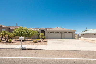 Lake Havasu City Single Family Home For Sale: 1255 Avalon Ave