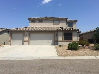 Lake Havasu City Single Family Home For Sale: 1765 E Chestnut Blvd