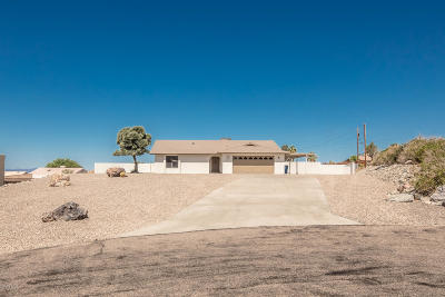 Lake Havasu City Single Family Home For Sale: 3691 Tiller Pl