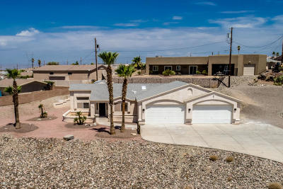 Lake Havasu City AZ Single Family Home For Sale: $339,000
