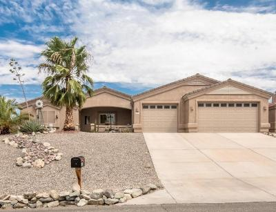 Lake Havasu City Single Family Home For Sale: 2925 Hidden Valley Dr