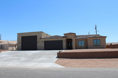 Lake Havasu City AZ Single Family Home For Sale: $489,000