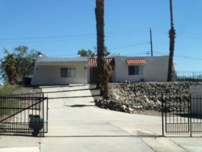 Lake Havasu City Single Family Home For Sale: 1770 S Palo Verde Blvd