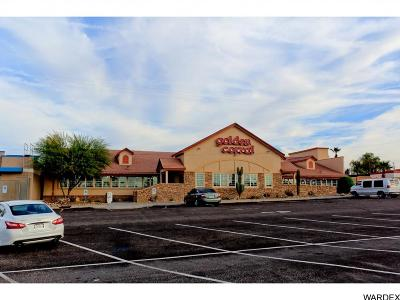Lake Havasu City Commercial For Sale: 1550 S Palo Verde Blvd