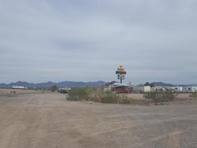 Quartzsite Residential Lots & Land For Sale: 1925 Dome Rock Rd W