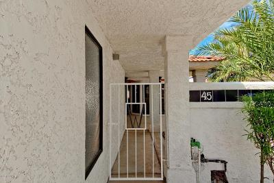 Lake Havasu City Condo/Townhouse For Sale: 375 London Bridge Rd #45