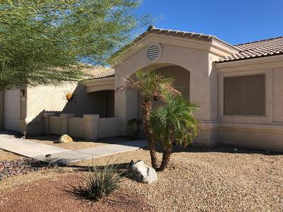 Lake Havasu City Single Family Home For Sale: 3040 Applewood Dr