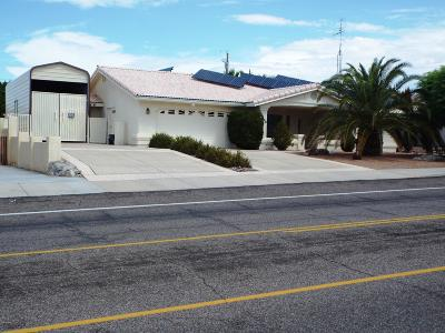 Lake Havasu City Single Family Home For Sale: 3273 Jamaica Blvd S