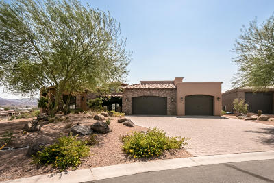 Refuge At Lake Havasu Single Family Home For Sale: 3604 N Winifred Way