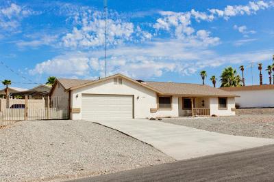 Lake Havasu City Single Family Home For Sale: 3851 Osage Dr