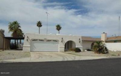 Lake Havasu City Single Family Home For Sale: 2761 Pony Ln