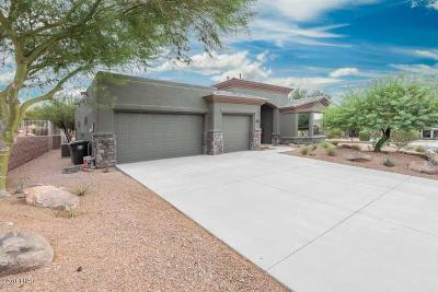 Lake Havasu City Single Family Home For Sale: 1840 E Troon Dr