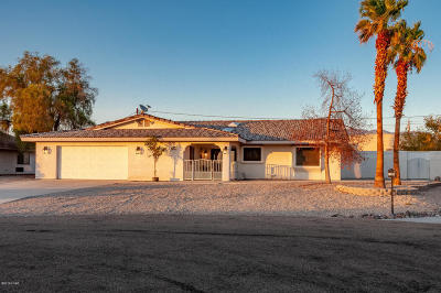Lake Havasu City Single Family Home For Sale: 2390 Wren Ln