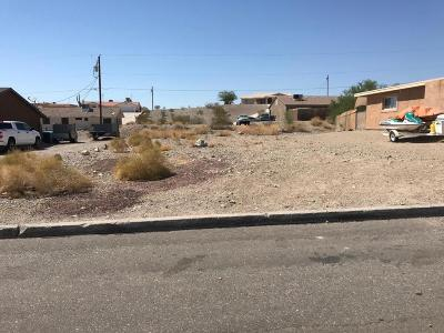 Lake Havasu City Residential Lots & Land For Sale: 2941 Aladdin Dr