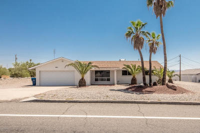Lake Havasu City Single Family Home For Sale: 2404 Palo Verde S
