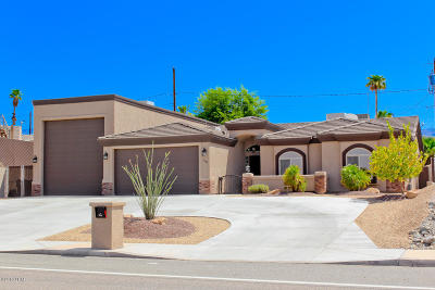 Lake Havasu City Single Family Home For Sale: 3420 Kiowa Blvd S