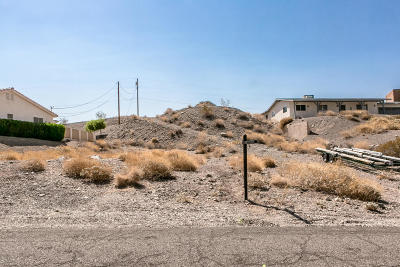 Lake Havasu City Residential Lots & Land For Sale: 3690 Yucca Dr