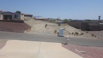 Lake Havasu City Residential Lots & Land For Sale: 865 Manor Dr