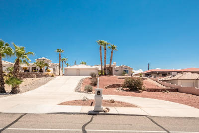 Lake Havasu City Single Family Home For Sale: 304 Acoma Blvd S