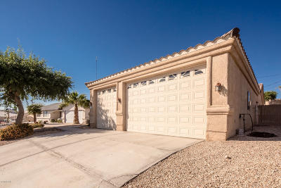 Lake Havasu City Single Family Home For Sale: 3485 Winston Dr