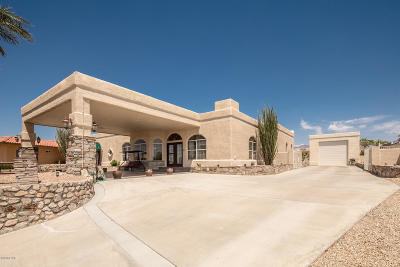 Lake Havasu City Single Family Home For Sale: 2191 Rover Dr