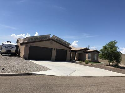 Lake Havasu City Single Family Home For Sale: 1760 Peach Blossom Dr