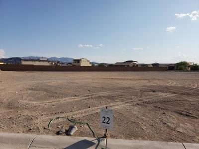 Lake Havasu City AZ Residential Lots & Land For Sale: $330,000