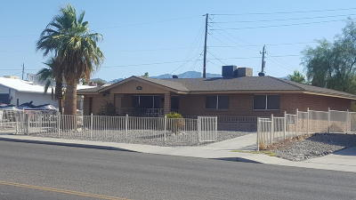 Mohave County Single Family Home For Sale: 184 Acoma Blvd N