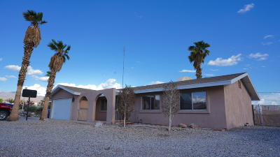 Lake Havasu City Single Family Home For Sale: 2726 Havasupai Blvd. Blvd