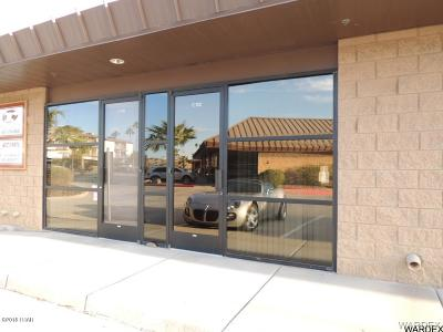 Lake Havasu City Commercial For Sale: 500 N Lake Havasu Ave #C102