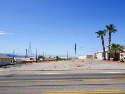 Lake Havasu City Residential Lots & Land For Sale: 941 McCulloch Blvd S