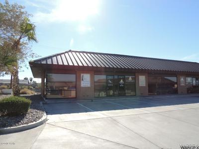 Lake Havasu City Commercial For Sale: 500 N Lake Havasu Ave #D100