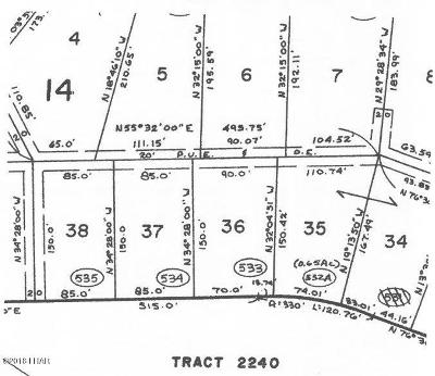 Lake Havasu City Residential Lots & Land For Sale: 3117 Simitan Dr
