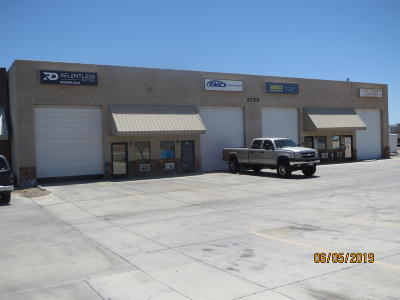Lake Havasu City Commercial For Sale: 2730, 2720 Sweetwater Ave
