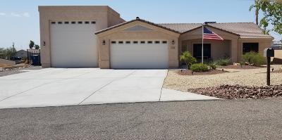 Lake Havasu City Single Family Home For Sale: 3393 Cinnamon Dr