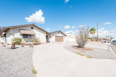 Lake Havasu City Single Family Home For Sale: 3149 Saratoga Ave