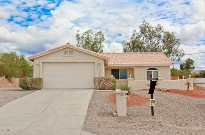 Lake Havasu City Single Family Home For Sale: 1016 Lakeside Dr