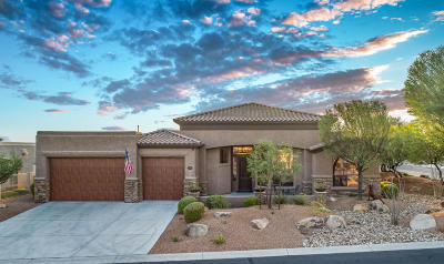 Refuge At Lake Havasu Single Family Home For Sale: 3833 N Swilican Bridge Rd